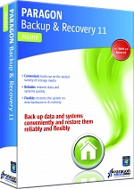 Paragon Backup and Recovery 11 review