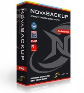 NovaBACKUP Professional