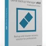 Genie Backup Manager Pro 9.0 Coupon: -20% Off