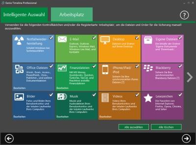 New Genie Timeline 2012