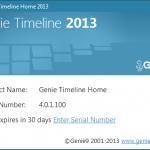 Genie Timeline Home 2013 Review