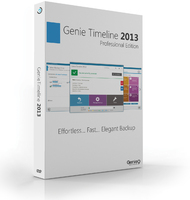 Genie Timeline Professional 2013 coupon